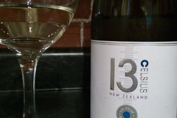 13 Celsius Marlborough Sauvignon Blanc, 2013