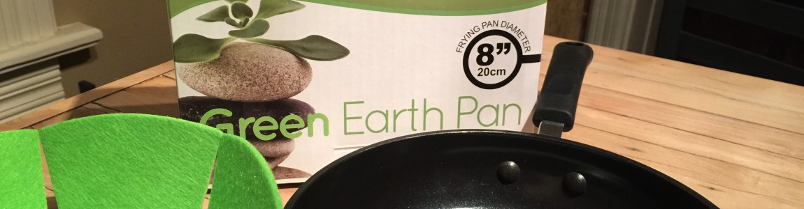 Ozeri Green Earth Frying Pan 8″
