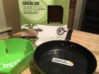 Ozeri Green Earth Frying Pan